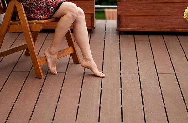 Întreținerea deck-ului pentru terase din WPC 1