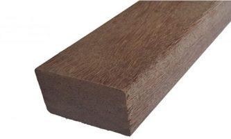 Rigla suport lemn exotic