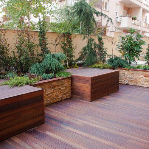 Deck terase ipe